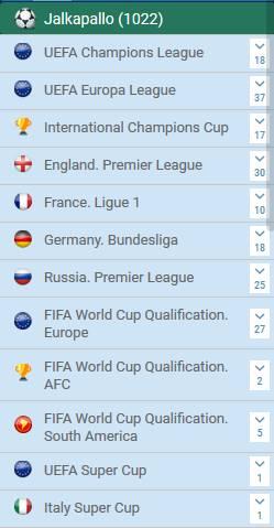 Footbal League